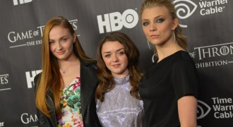2 Starks and a Tyrell