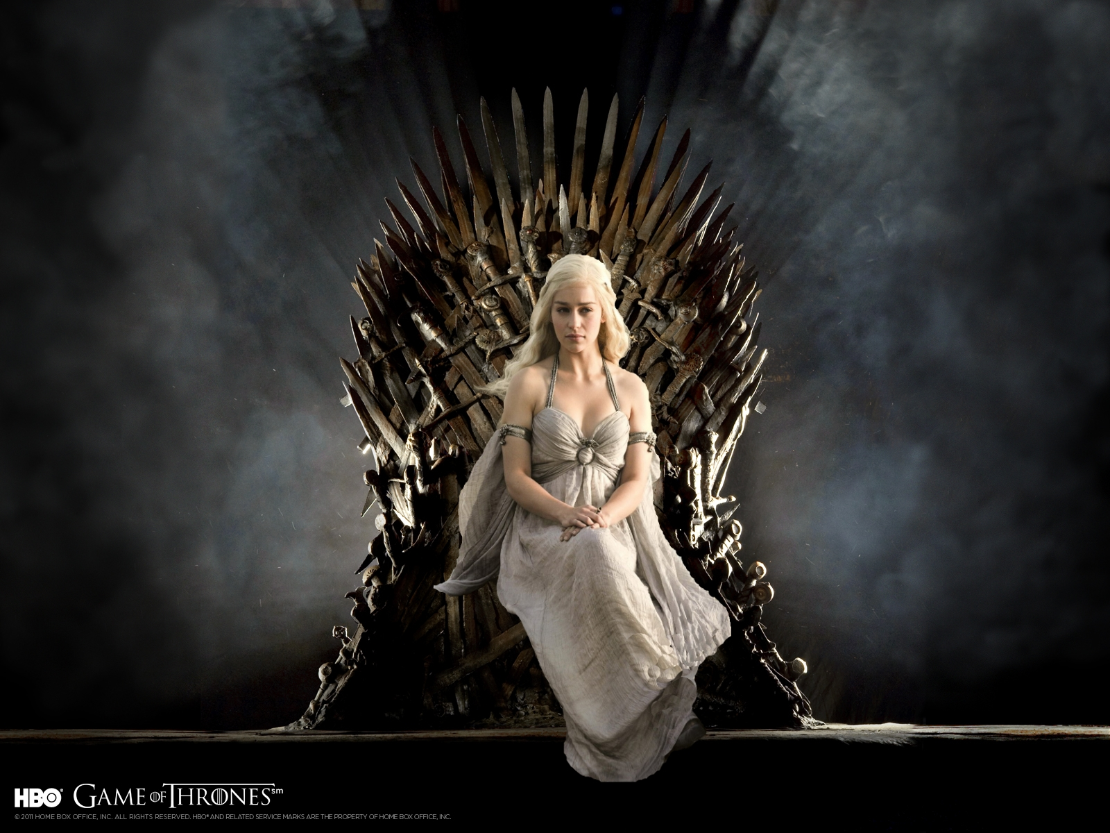 Daenerys Targaryen Iron Throne