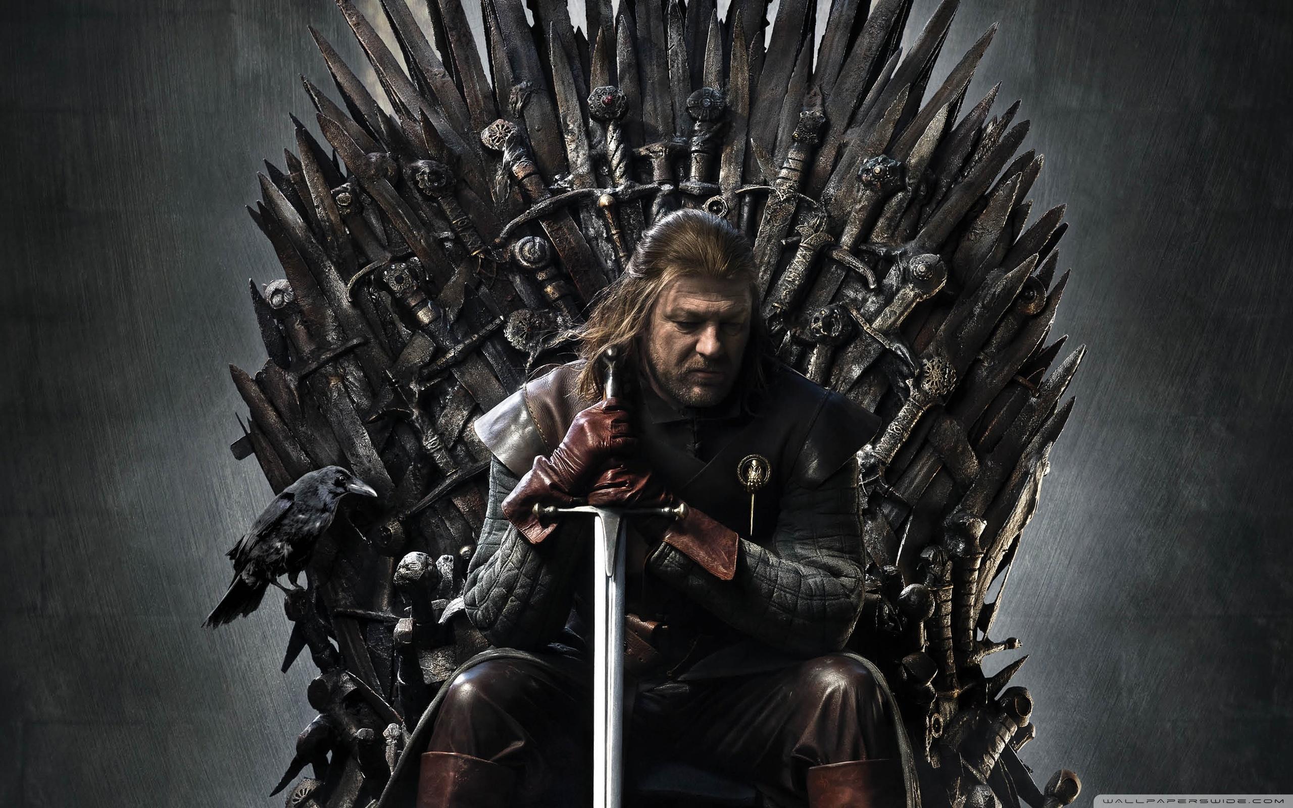 Eddard Stark Iron Throne