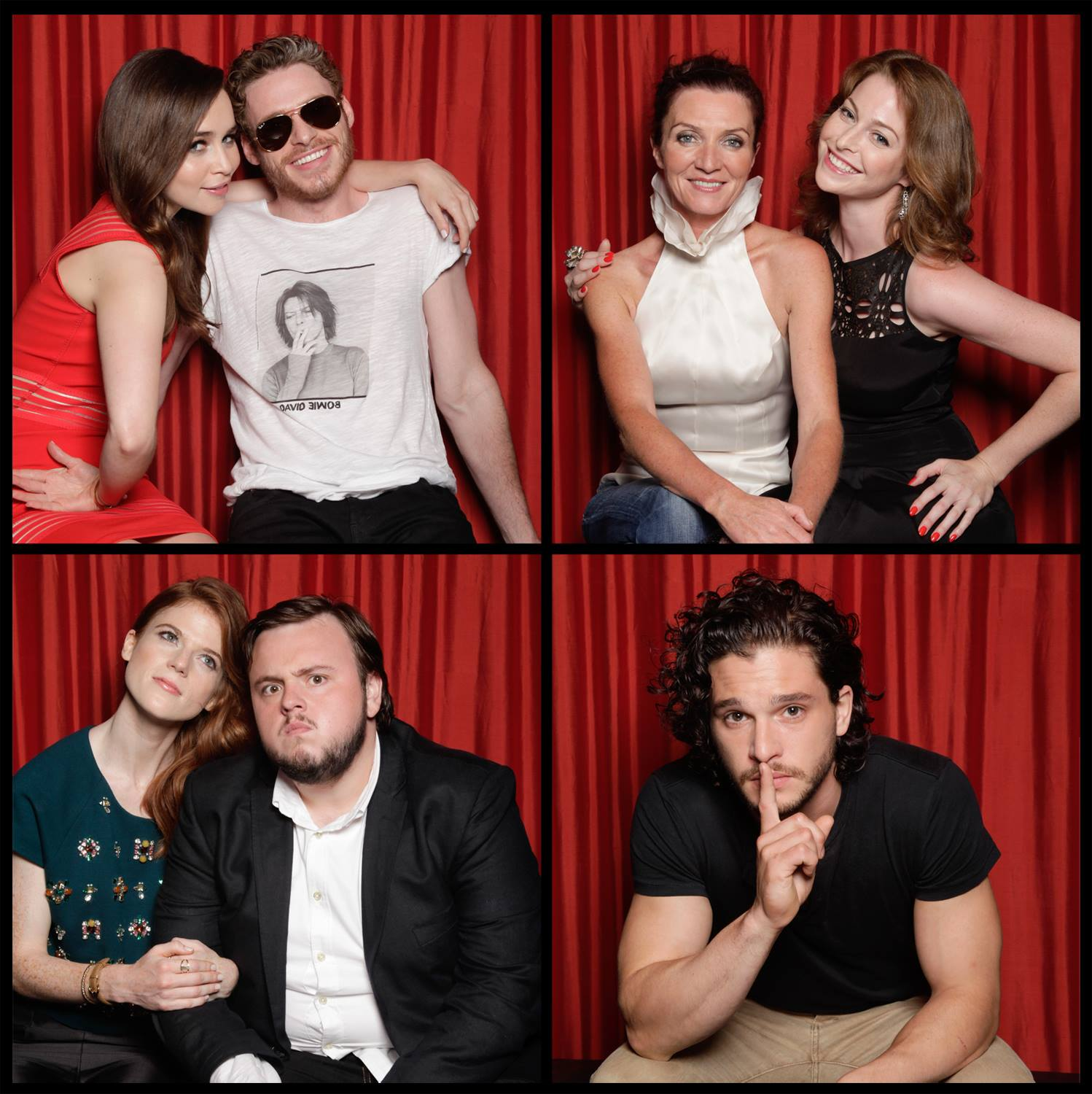 Game of Thrones Cast – Picture Booth