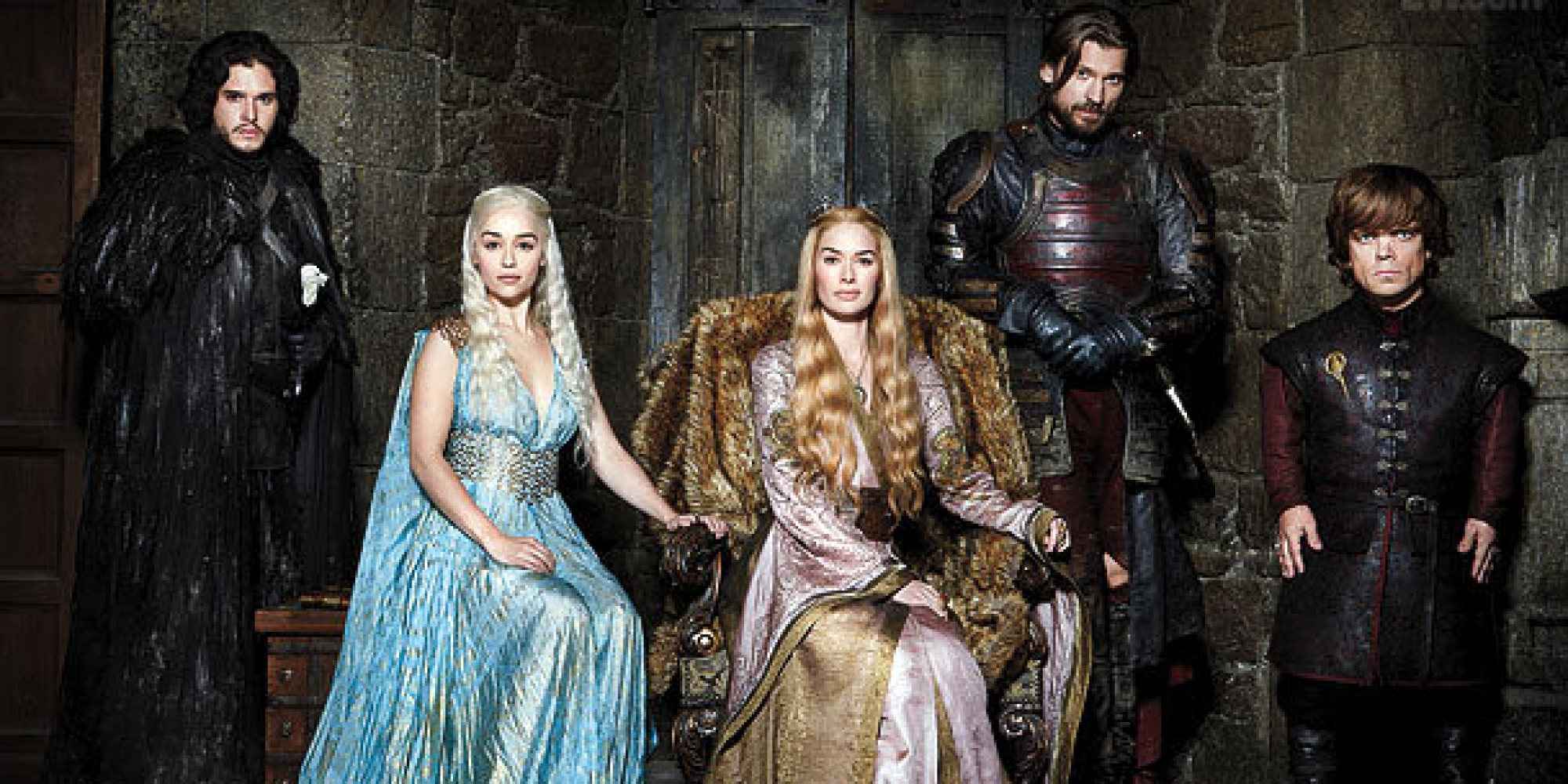 Game of Thrones Character Shoot