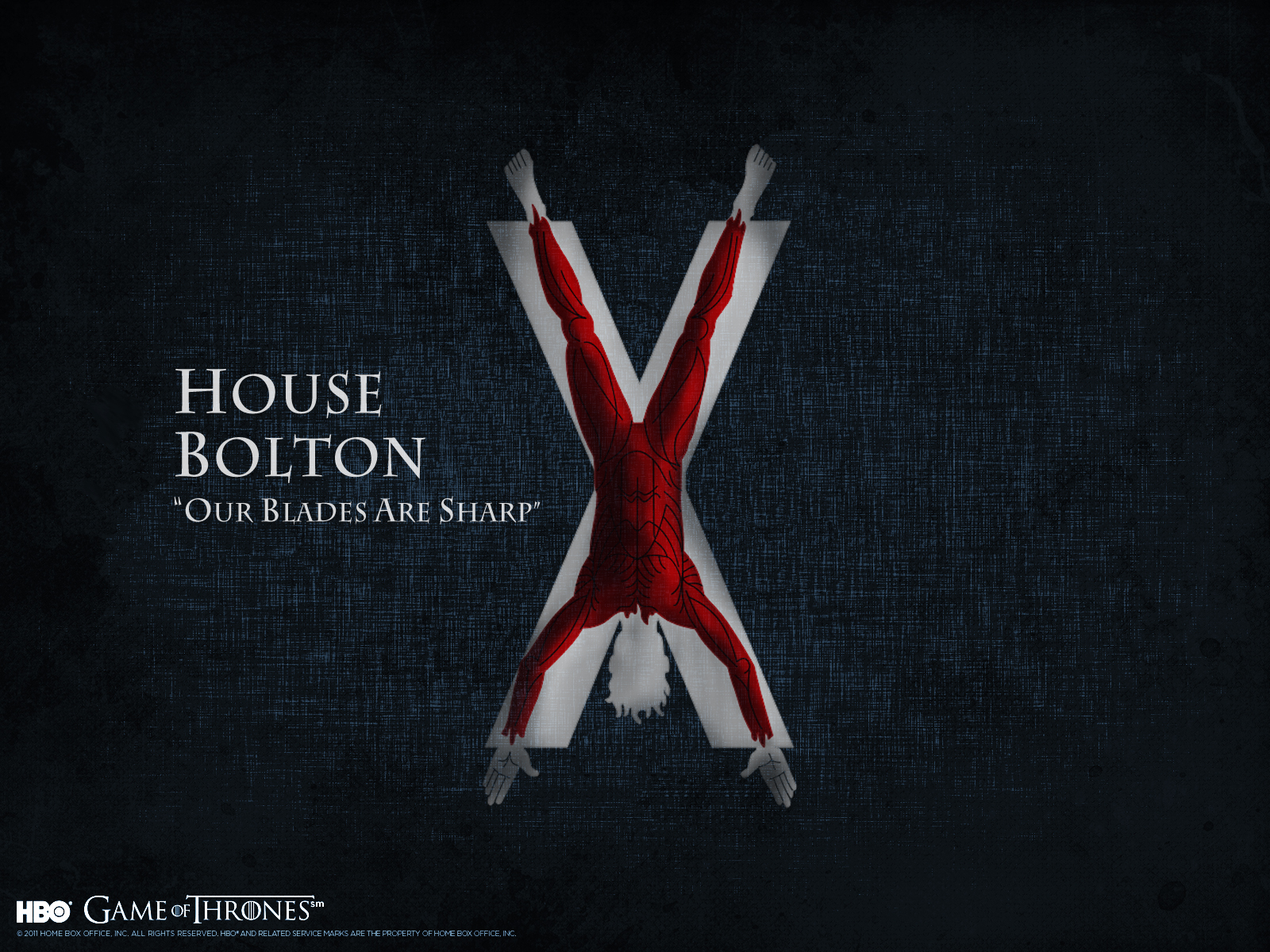 House Bolton Game Of Thrones Wallpapers