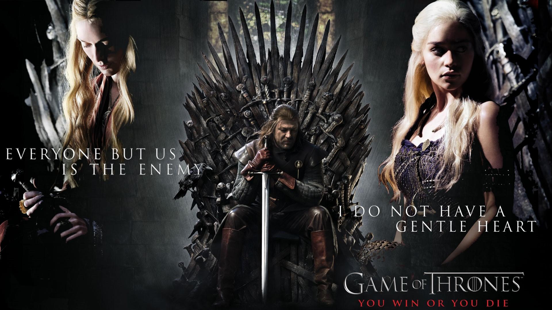 Lannister Stark And Targaryen GOT Wallpaper