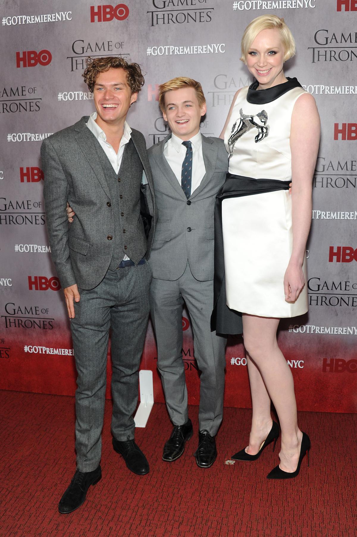 Loras, Joffery and Brienne