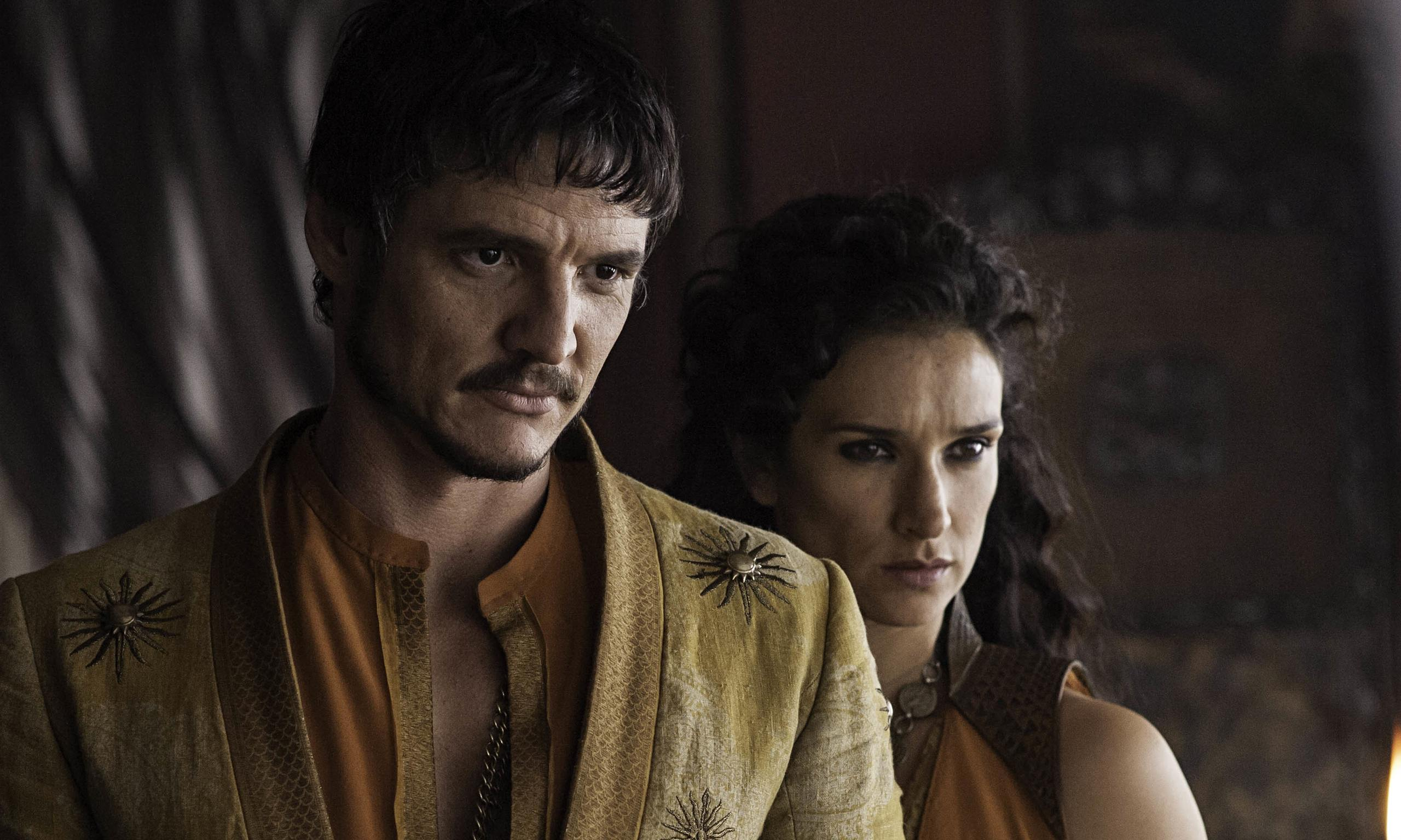 Oberyn Martell and Ellaria Sand | Game Of Thrones Wallpapers