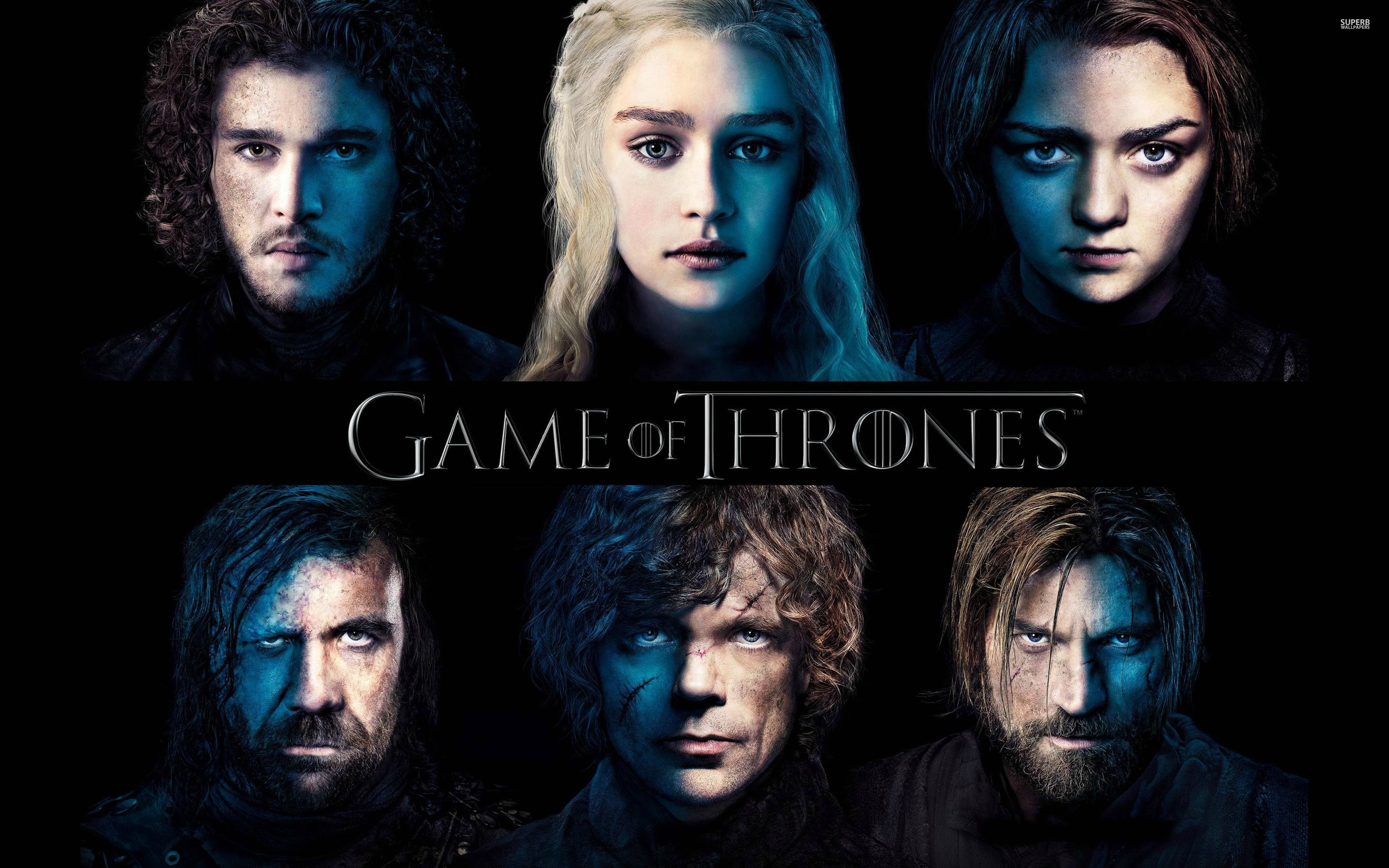 Six Stars of Thrones
