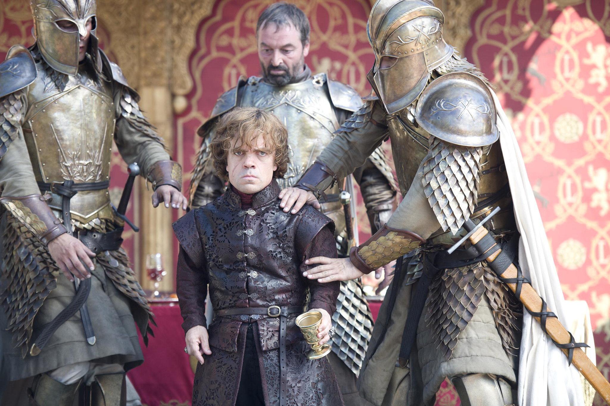 Tyrion – Purple Wedding Scene
