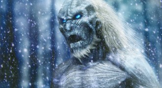 White Walker Wallpaper