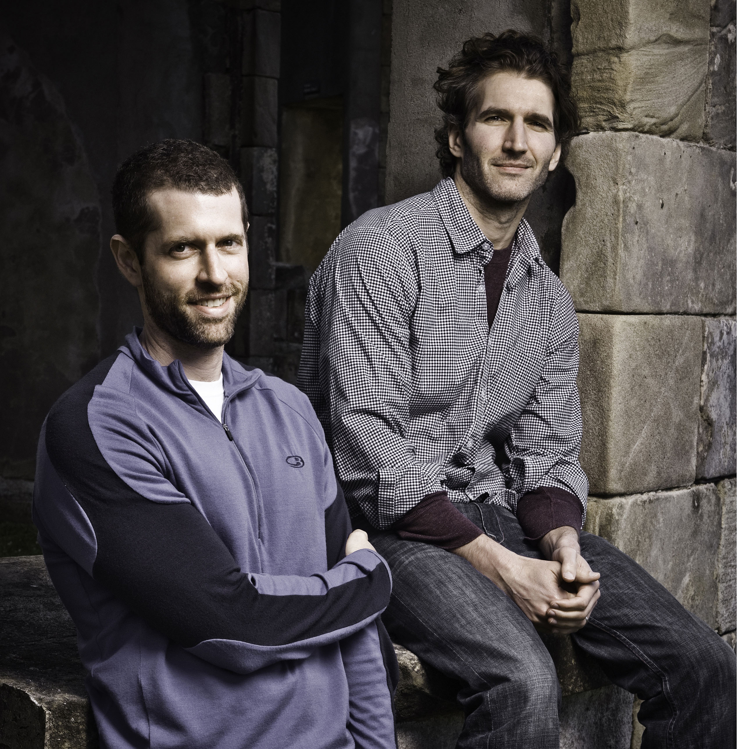 D.B. Weiss and David Benioff