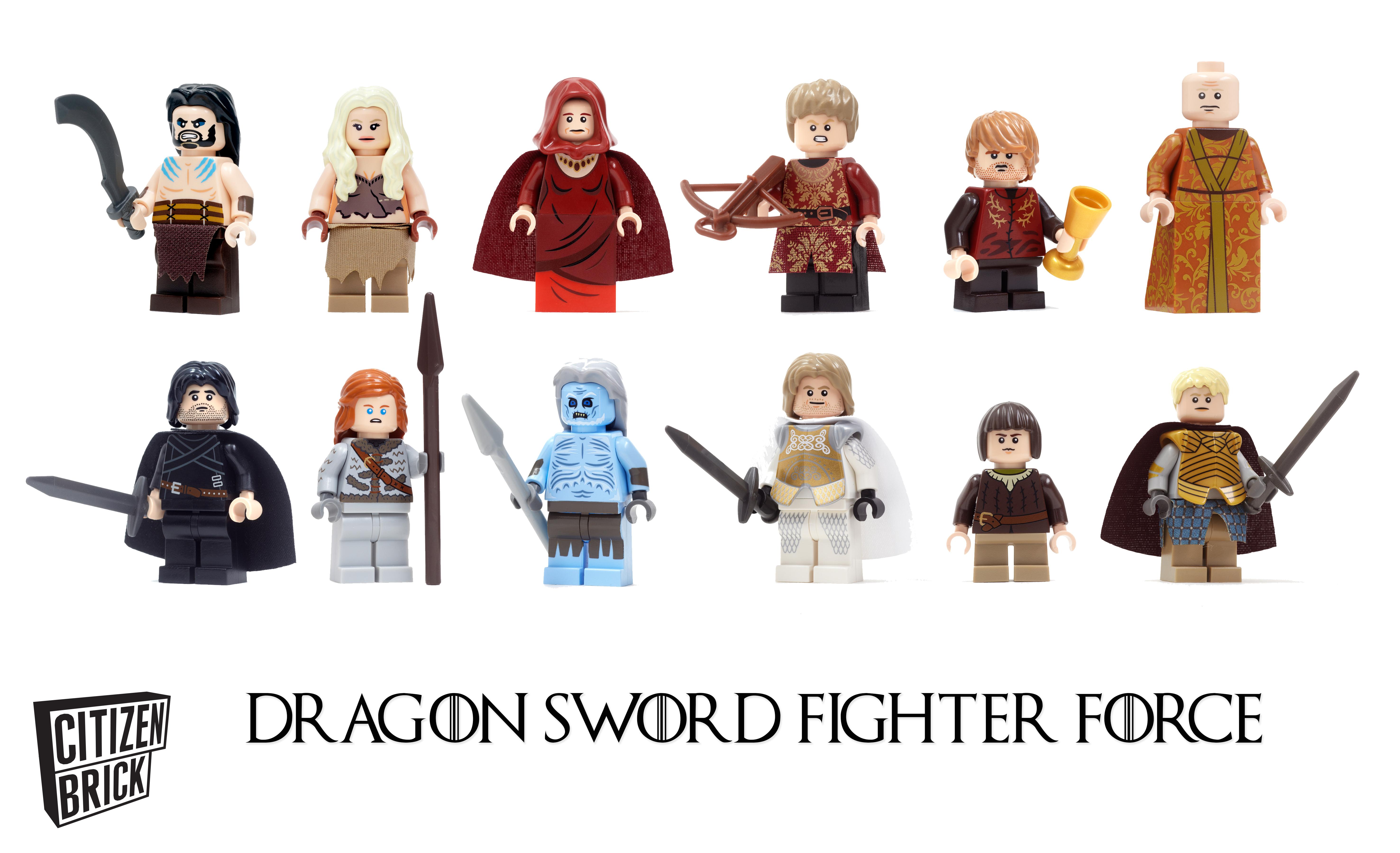Game of Thrones Figures
