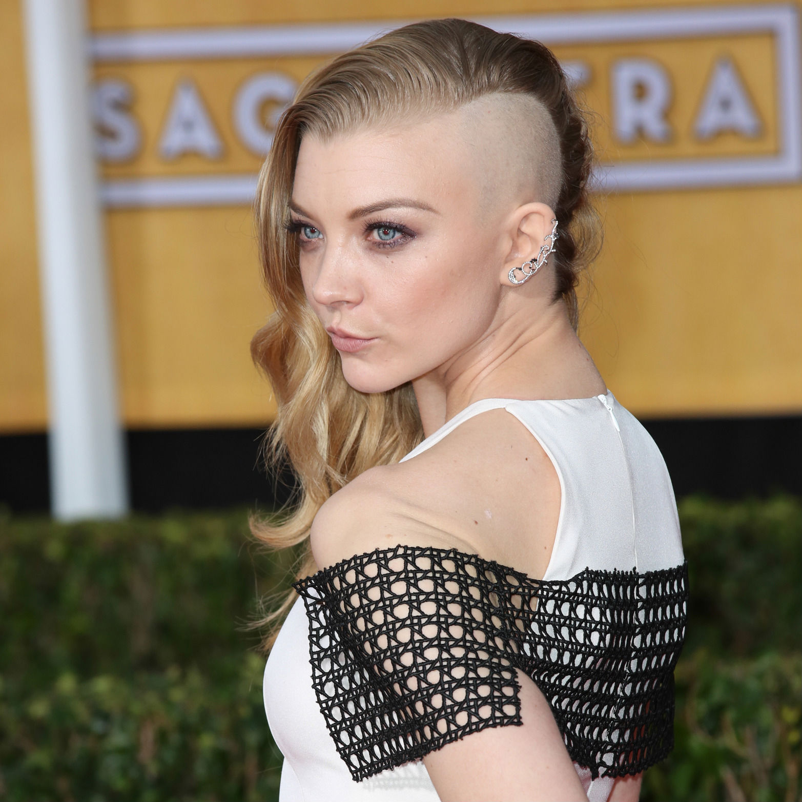 Natalie Dormer Haircut