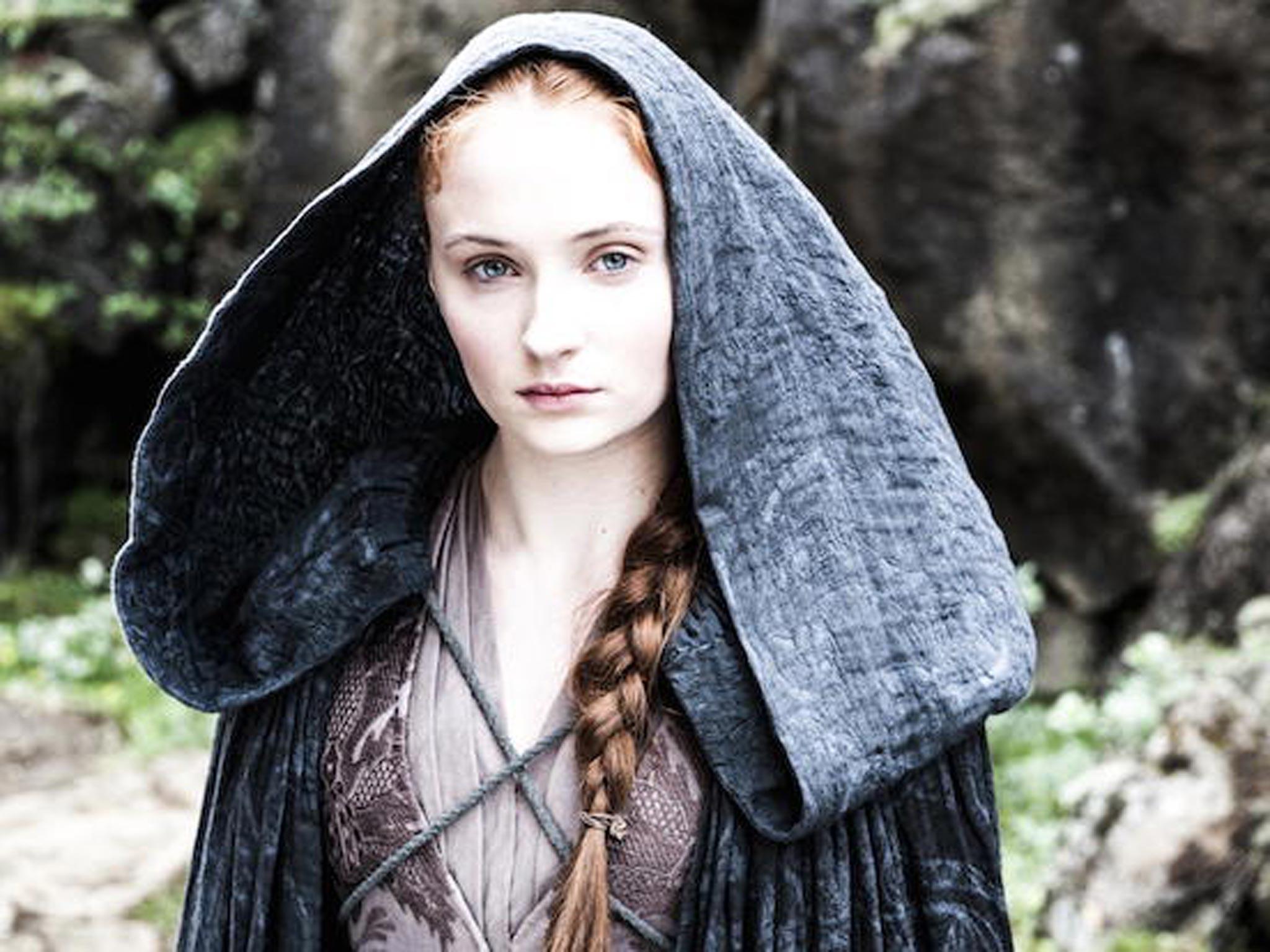 Sansa Stark Shoot