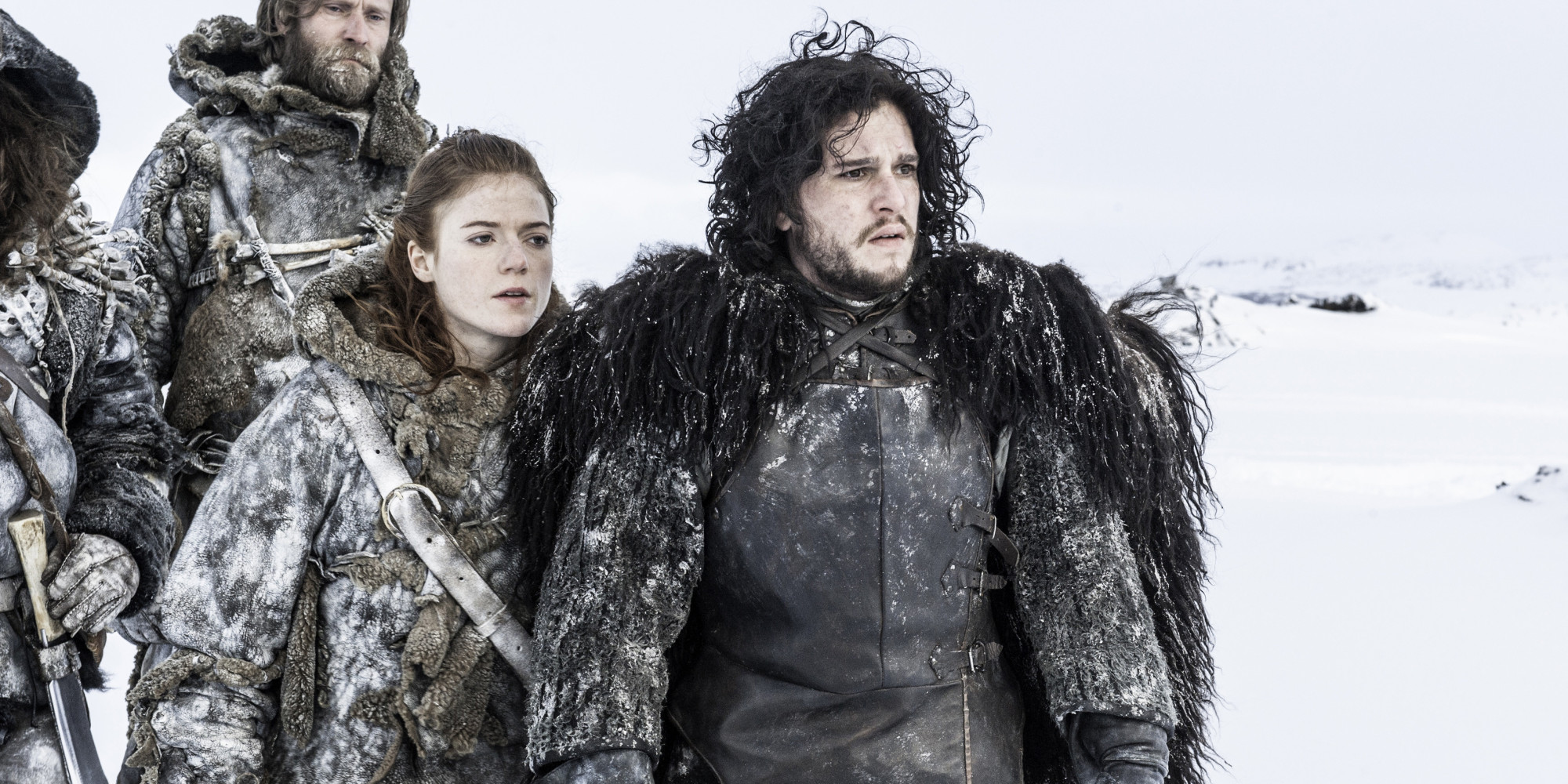 Ygritte And Jon Snow Game Of Thrones Wallpapers