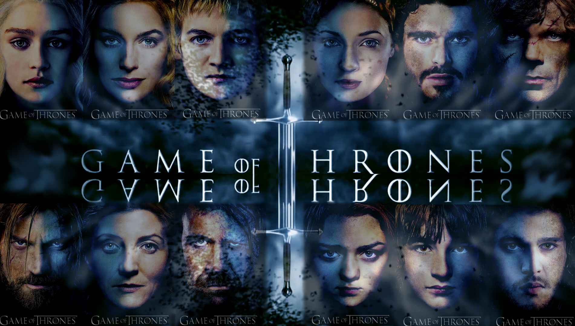 12 Stars of The Game of Thrones