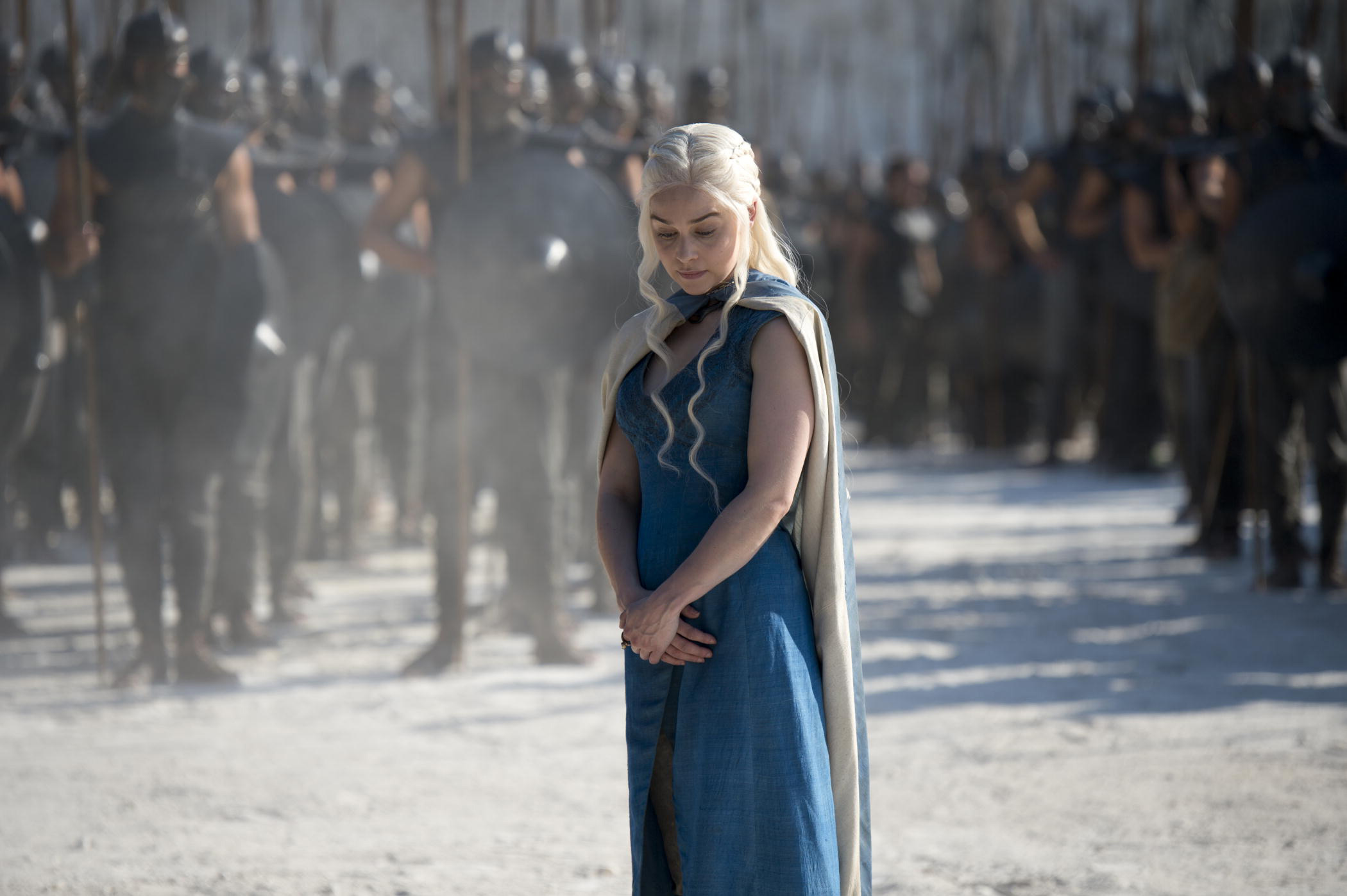Dany & Her Unsullied Army