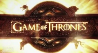 Game of Thrones Opening Title Clip