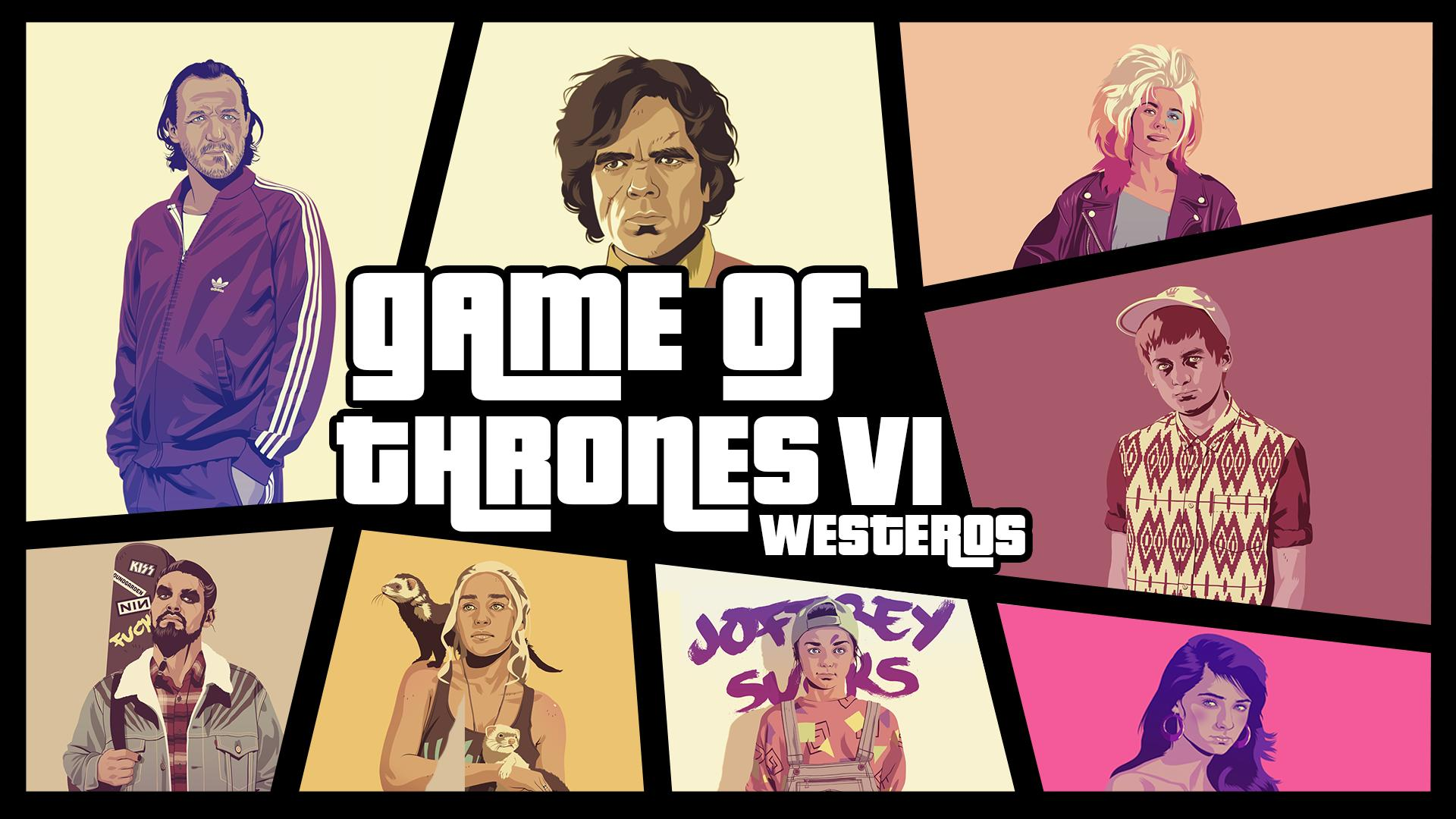 Game of Thrones VI – Westeros