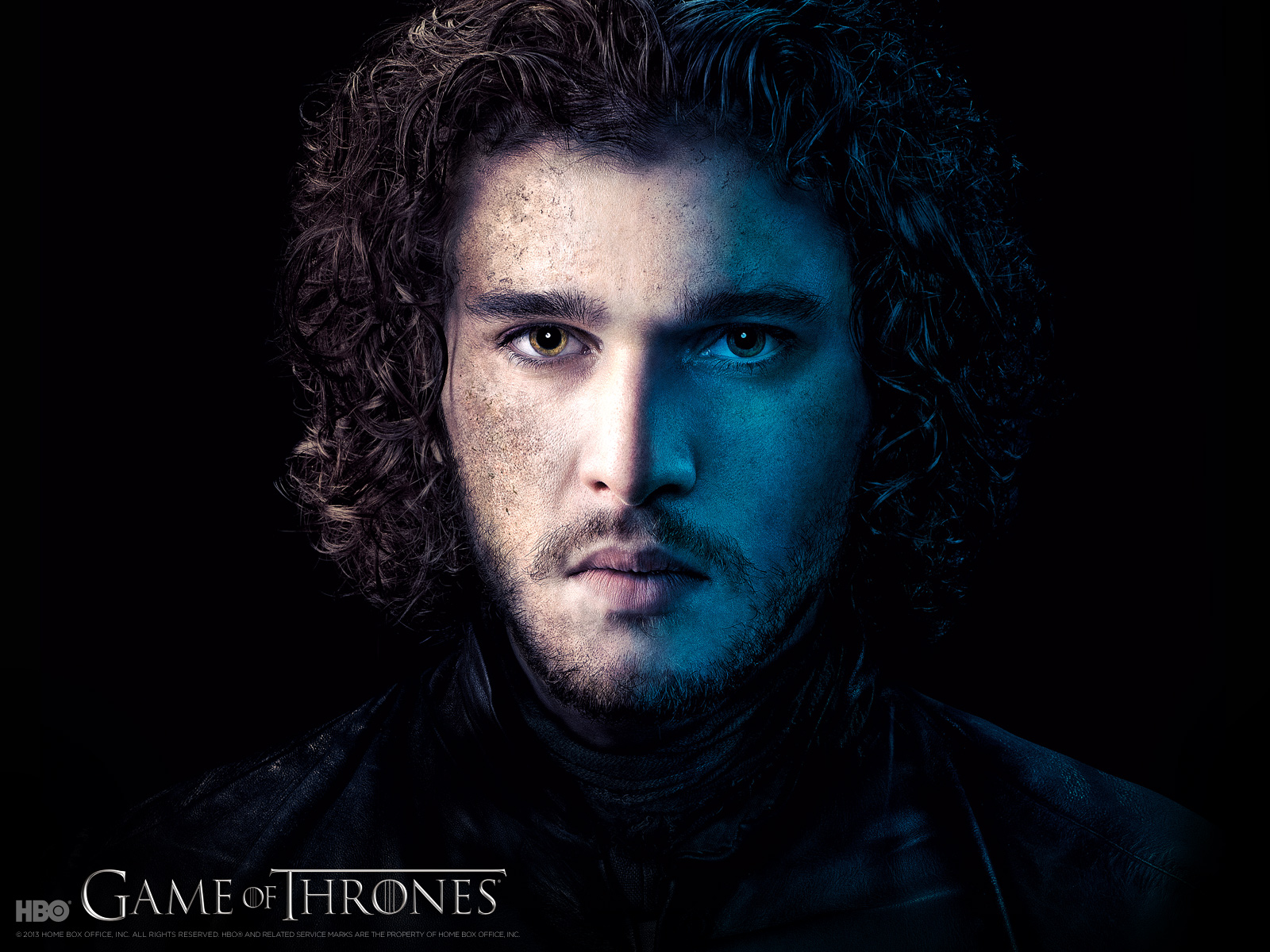 HD Game of Thrones Promo Poster – Jon Snow