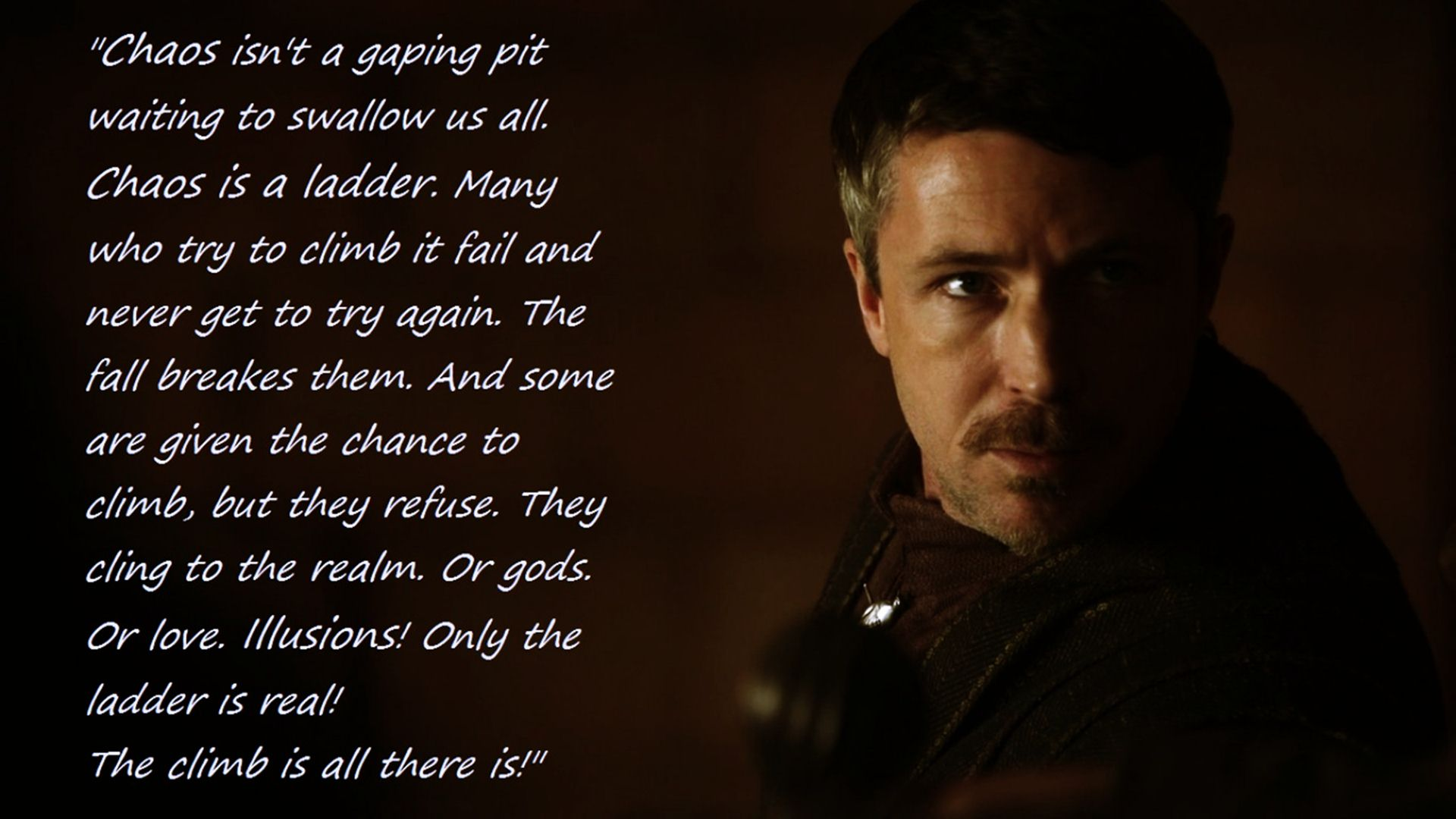 Lord Petyr Baelish Quote