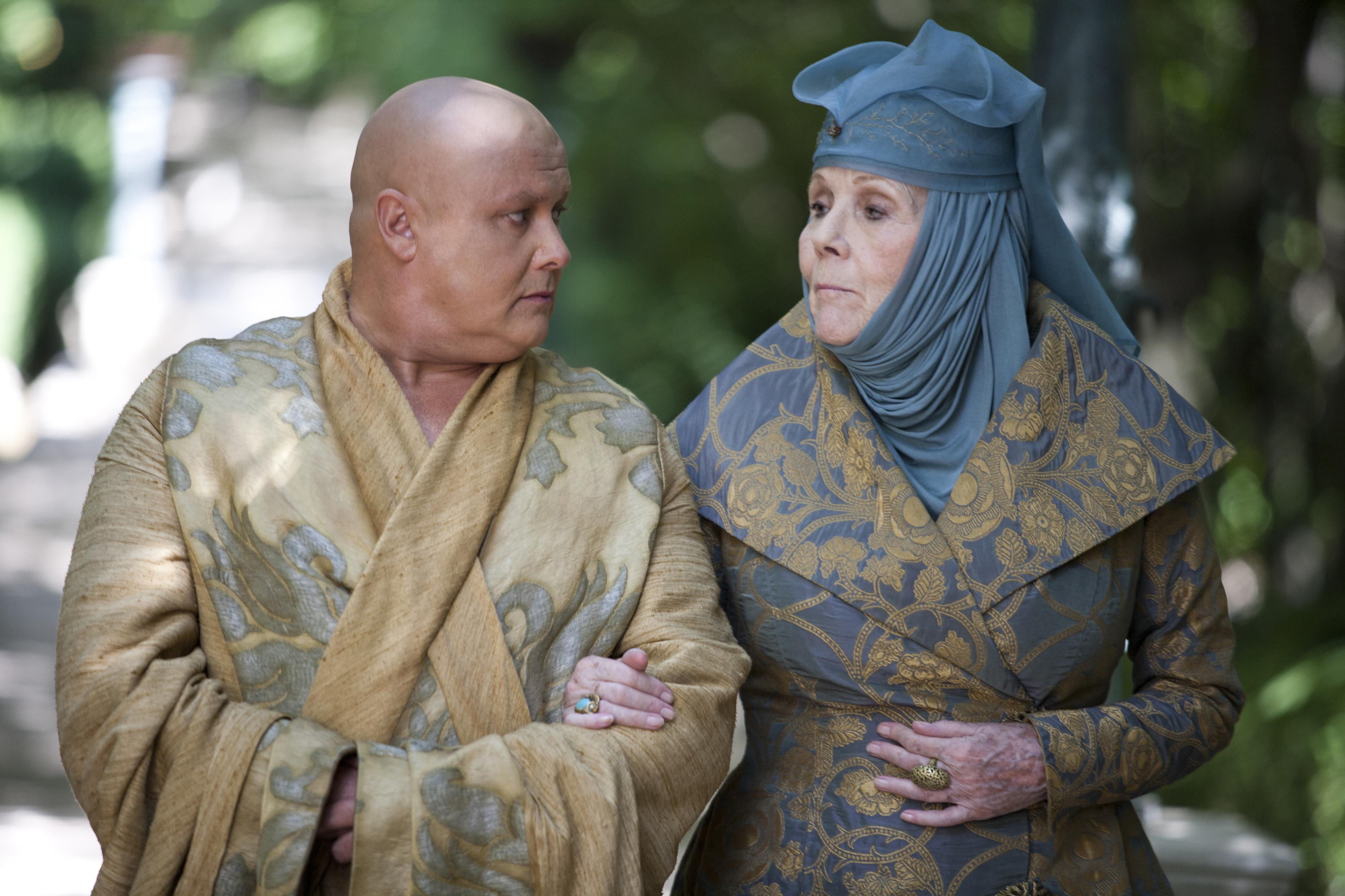 Lord Varys & Olenna Tyrell