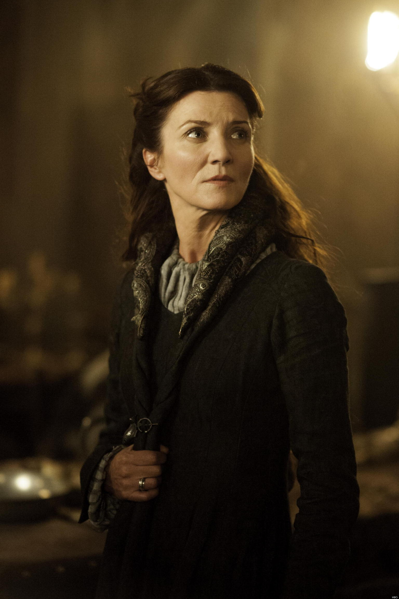 Michelle Fairley – Catelyn Stark – Red Wedding