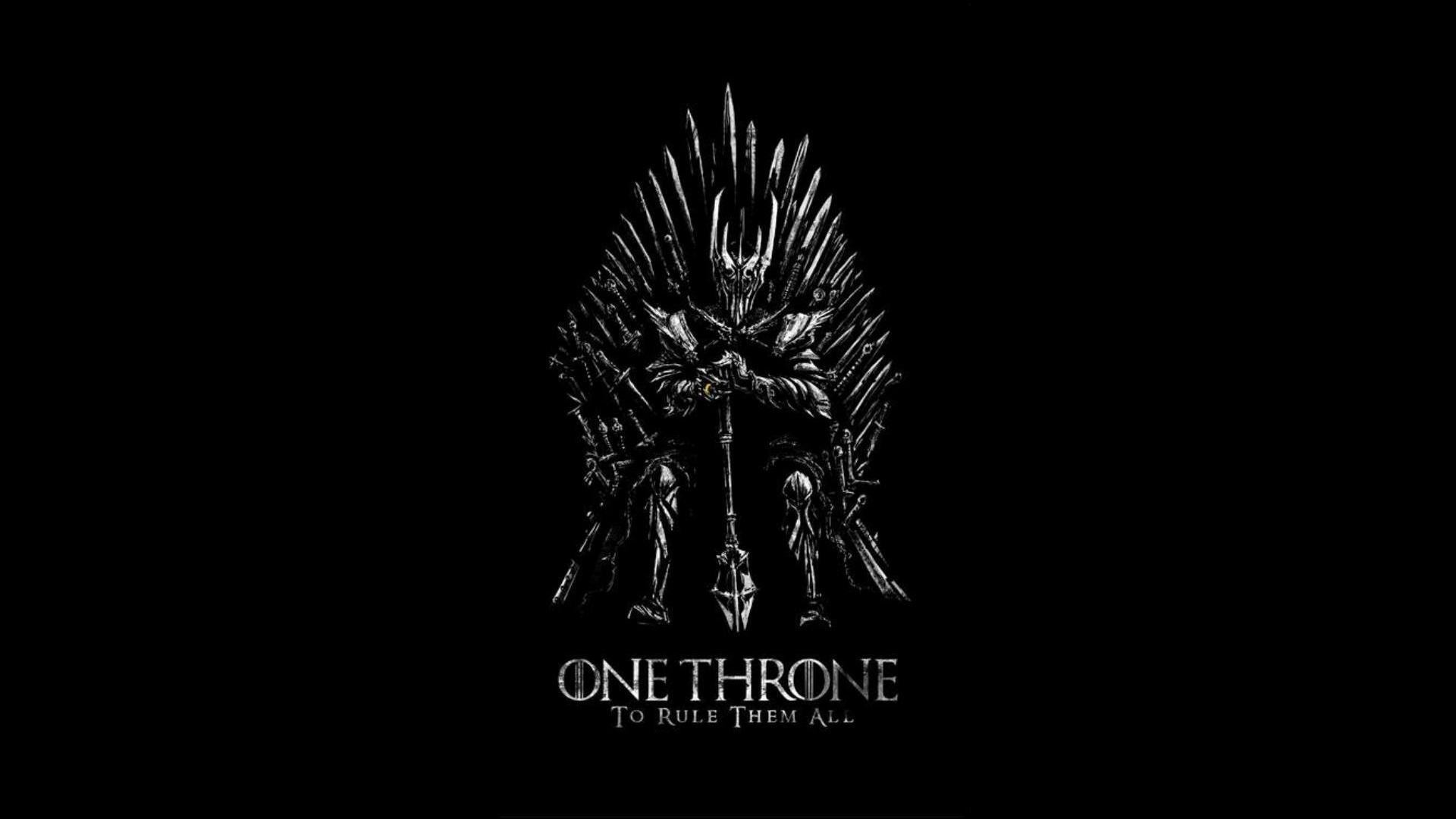 One Throne To Rule Them All