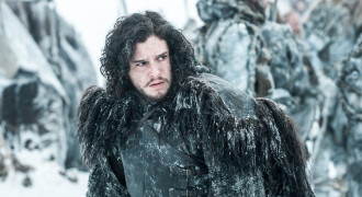 Snowy Jon Snow