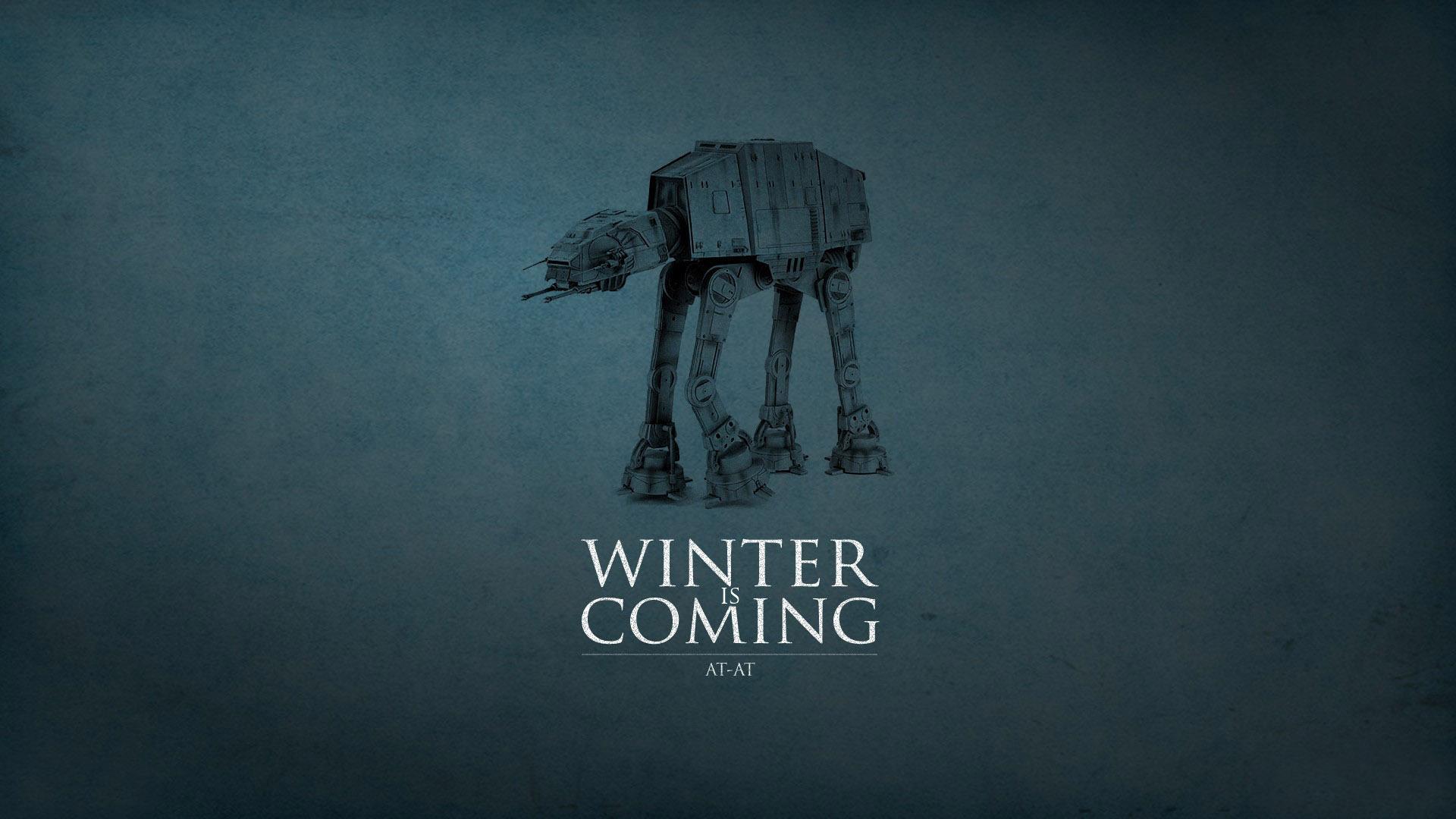 Star Wars Walker Game Of Thrones Wallpapers