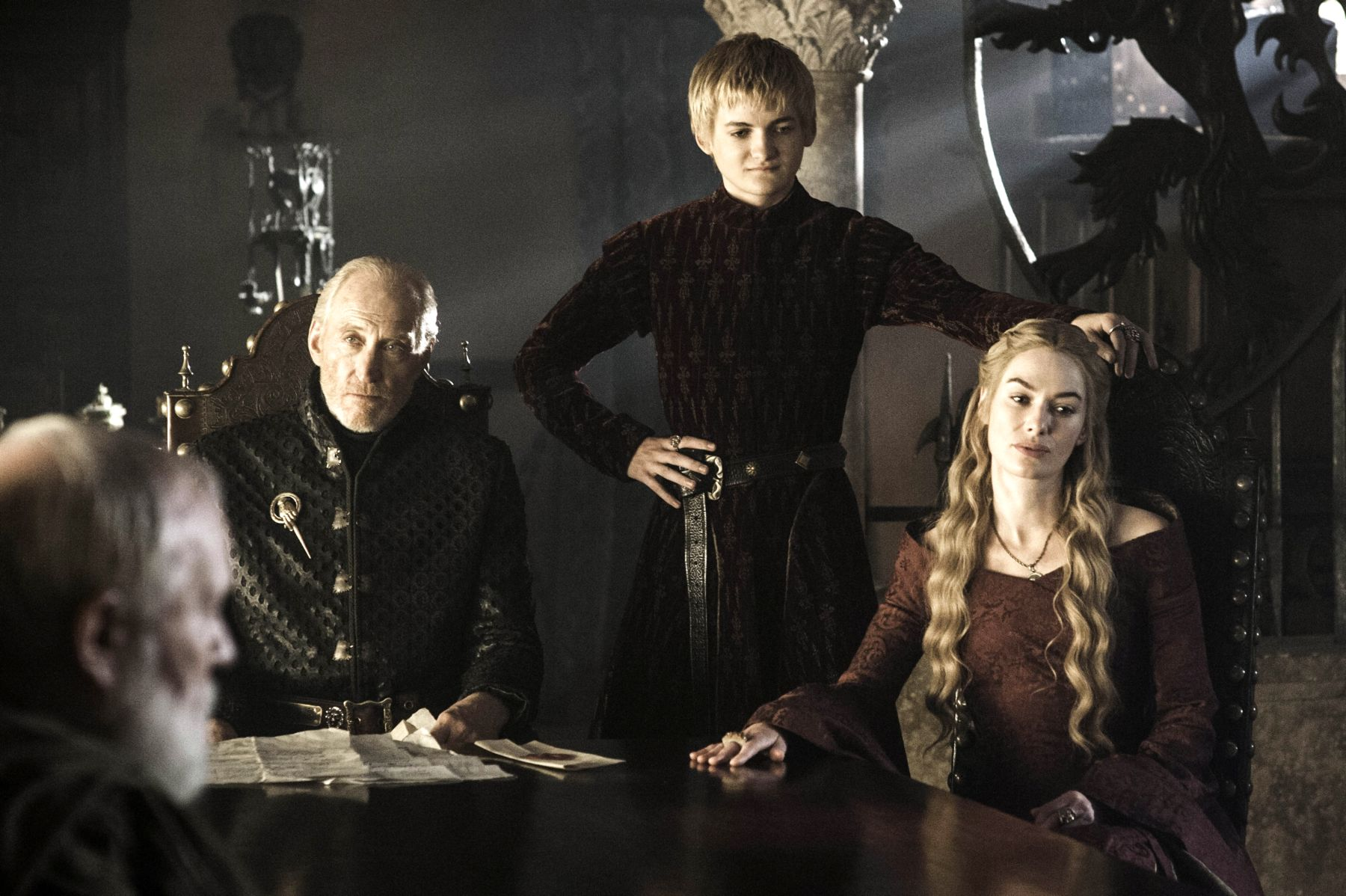 Three Generations of Lannister