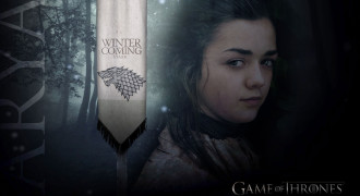 Winter Is Coming – Arya Stark
