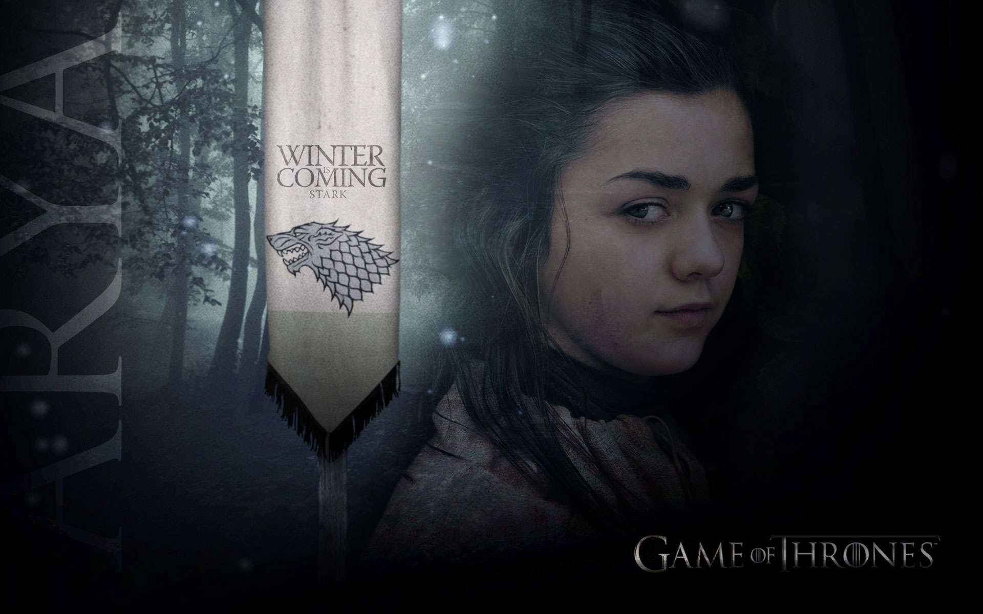 Winter Is Coming – Arya Stark