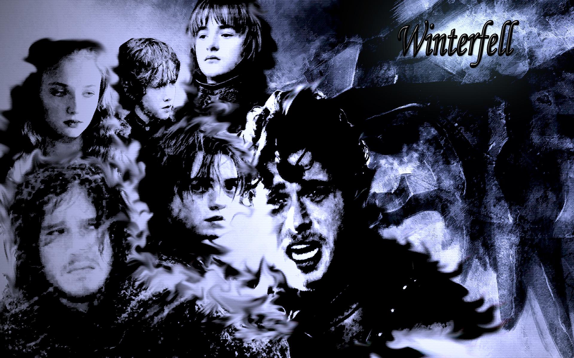 Winterfell & Ned Starks Children
